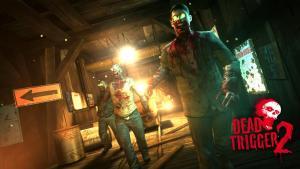 миниатюра скриншота Dead Trigger 2