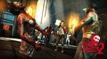 Скриншот Dead Trigger 2