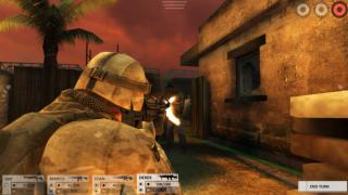 Скриншоты  игры Arma Tactics