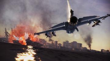 Скриншот Ace Combat: Infinity