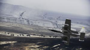 миниатюра скриншота Ace Combat: Infinity