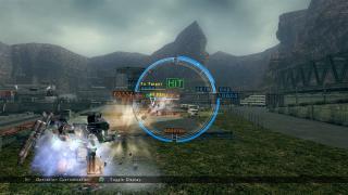 Скриншоты  игры Armored Core: Verdict Day