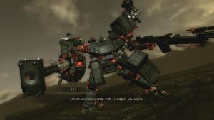миниатюра скриншота Armored Core: Verdict Day