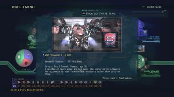 Скриншот Armored Core: Verdict Day
