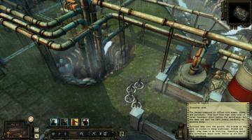 Скриншот Wasteland 2