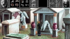 миниатюра скриншота Gabriel Knight: Sins of the Fathers