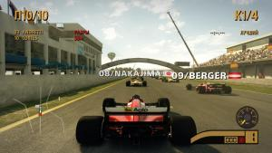 миниатюра скриншота F1 2013