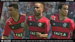 миниатюра скриншота Pro Evolution Soccer 2014