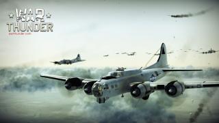 Скриншот War Thunder