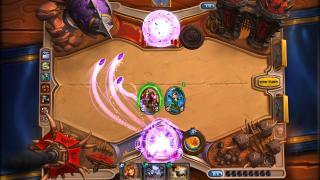 Скриншоты  игры Hearthstone