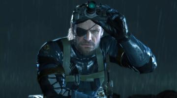 Скриншот Metal Gear Solid 5: Ground Zeroes
