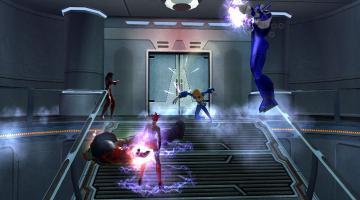 Скриншот City of Heroes