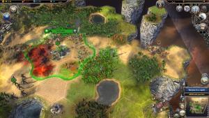 миниатюра скриншота Warlock 2: The Exiled