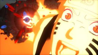 Скриншоты  игры Naruto Shippuden: Ultimate Ninja Storm Revolution