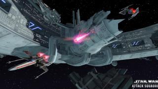 Скриншот Star Wars: Attack Squadrons