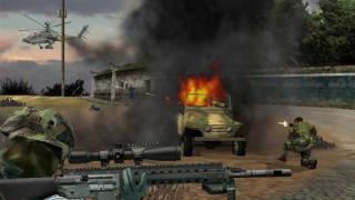 Скриншот Tom Clancy's Ghost Recon 2