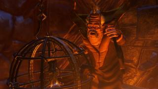 Скриншоты  игры Max: The Curse of Brotherhood
