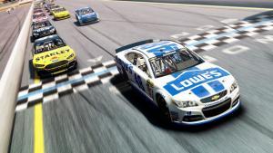 миниатюра скриншота NASCAR '14