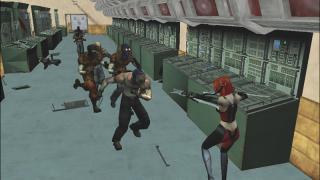 Скриншоты  игры BloodRayne 2