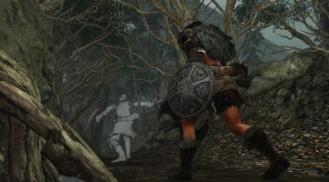 Скриншот Dark Souls 2