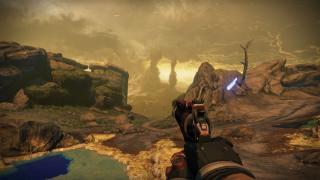 Скриншоты  игры Destiny