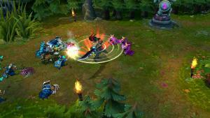 миниатюра скриншота League of Legends