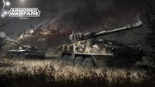Скриншот Armored Warfare