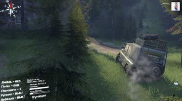 Скриншот Spintires