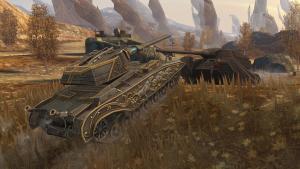 миниатюра скриншота World of Tanks Blitz