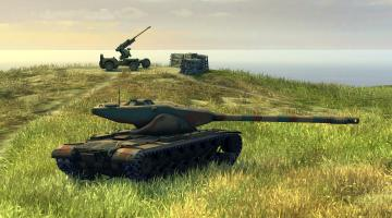 Скриншот World of Tanks Blitz