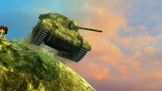 Скриншоты  игры World of Tanks Blitz