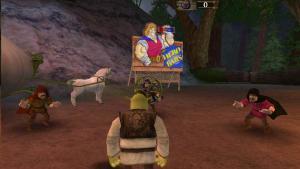 миниатюра скриншота Shrek 2: The Game