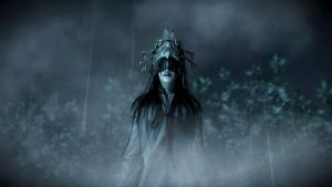 миниатюра скриншота Fatal Frame: The Black Haired Shrine Maiden