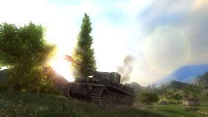 миниатюра скриншота Ground War: Tanks