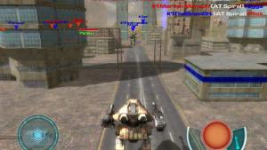 миниатюра скриншота Walking War Robots