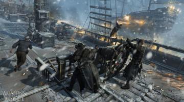Скриншот Assassin's Creed: Rogue