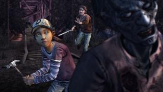 Скриншоты  игры Walking Dead: Season 2, the