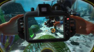 Скриншот World of Diving