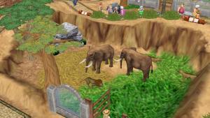 миниатюра скриншота Zoo Empire