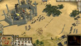 Скриншот Stronghold Crusader 2