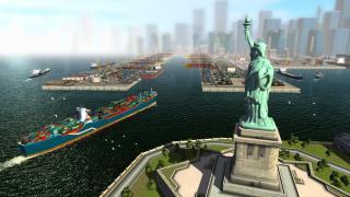 Скриншот TransOcean - The Shipping Company