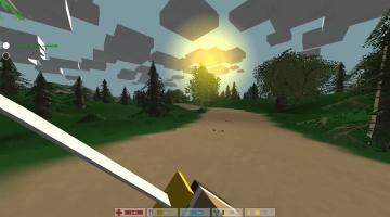 Скриншот Unturned