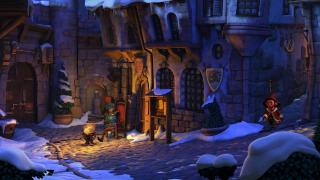 Скриншот Book of Unwritten Tales 2, the