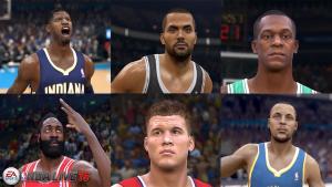миниатюра скриншота NBA Live 15