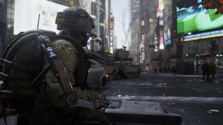 Скриншоты  игры Call of Duty: Advanced Warfare