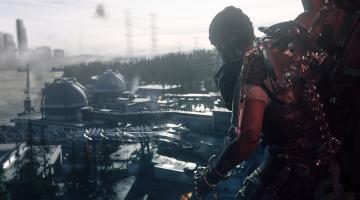 Скриншот Call of Duty: Advanced Warfare