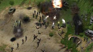 Скриншоты  игры Axis & Allies: RTS