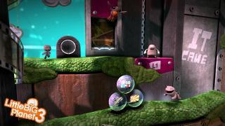 Скриншоты  игры LittleBigPlanet 3