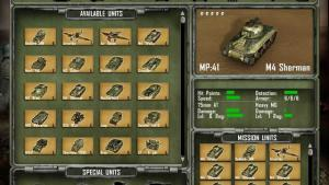 миниатюра скриншота Desert Rats vs Afrika Korps