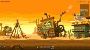 миниатюра скриншота SteamWorld Dig